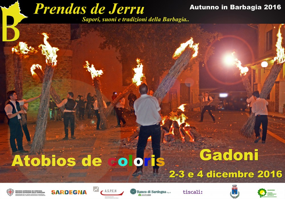Autunno in Barbagia 2016 a Gadoni